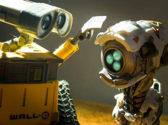 Wall-e and the Watcher