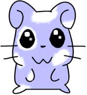 Hampster Misty by Sparxz86