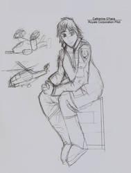 Project Gunslinger - Catherine O'hara