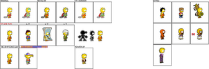 Lisa Simpson games pixel - by MetalAngelol by metalangelol