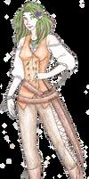 Lady Moonflower