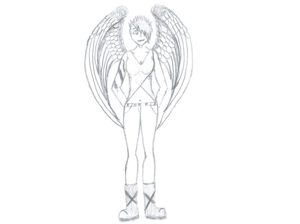 Female Guardian Angel by BloodyAngel665 on deviantART