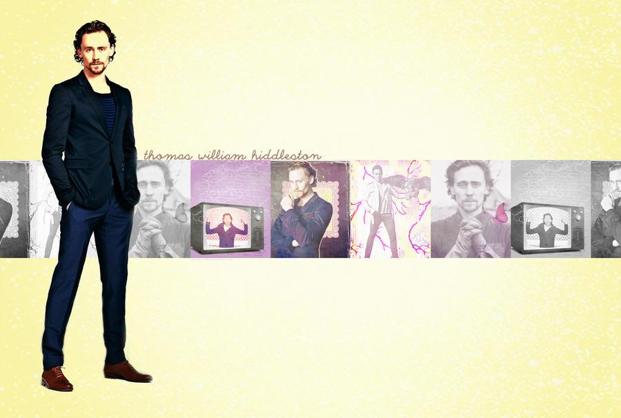 Tom Hiddleston Wallpaper by criminal-who