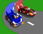 Mario and Sonic Racing