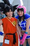 DB Cosplay - Goku and ChiChi