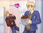 USUK - Happy Valentine's Day
