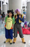 DBZ Cosplay - end of z 2