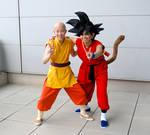 DragonBall - Goku n Krillin