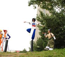Beyblade Cosplay2 by TechnoRanma