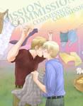 SwedenFinland - stolen kiss