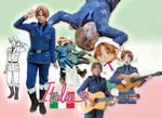 Italy Cosplay