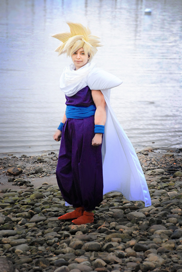 Ssj Gohan Cosplay Technoranma Deviantart & 14 Best Photos Of Gohan Costume For Baby Ideas - Baby Bryone