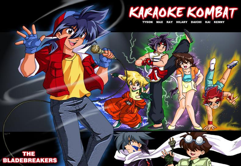 BeyBlade: Karaoke Kombat by TechnoRanma