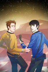 Star Trek into Darkness by TechnoRanma