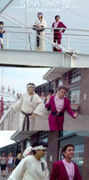 Star Trek IV: The Voyage Home COSPLAY