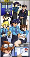 Beyblade Police Story by TechnoRanma