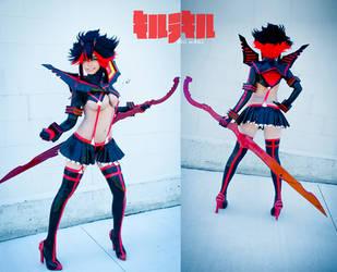 KILL la KILL cosplay by TechnoRanma