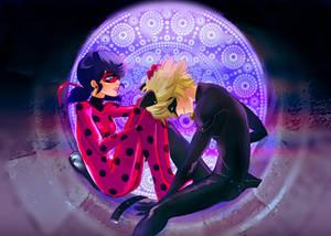 Miraculous Ladybug et Chat Noir