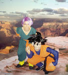 DBZCosplay: Cool and Candy