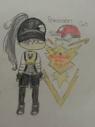 Pokemon Go: My Chara