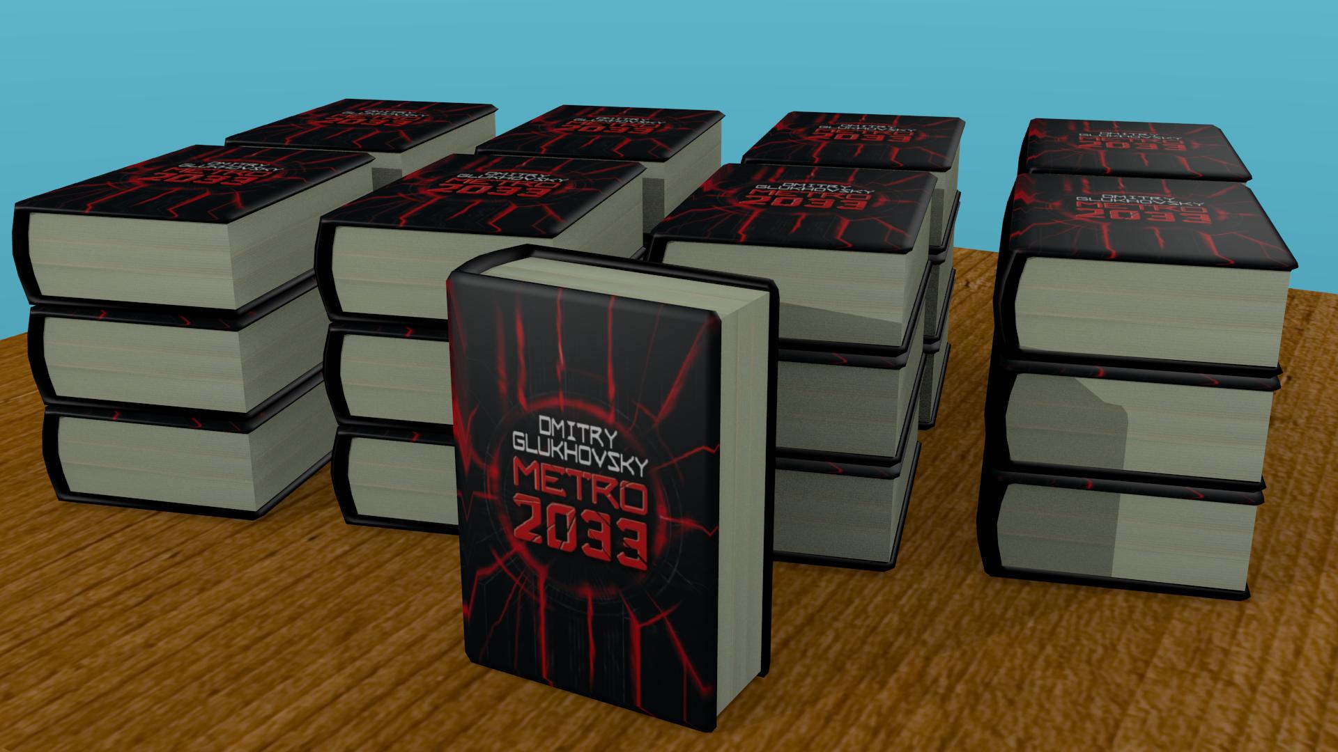 metro 2033 book