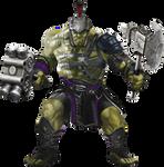 Thor Ragnarok Gladiator Hulk 1 - Transparent