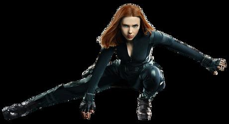 Black Widow 2 - Transparent by Captain-Kingsman16
