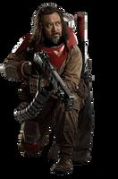 Rogue One Baze Malbus 1 - PNG by Captain-Kingsman16