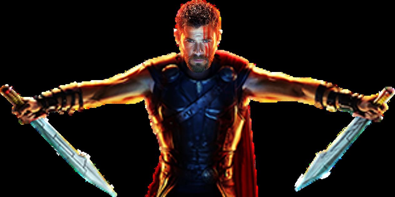 Thor Ragnarok Thor 1 Png By Captain Kingsman16 On Deviantart