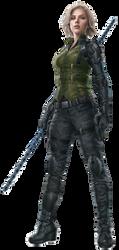 Infinity War Black Widow (1) - (UPDATED) - PNG by Captain-Kingsman16