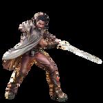 Thor Ragnarok Heimdall 1 - Transparent