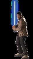 The Force Awakens Finn 1 - PNG by Captain-Kingsman16