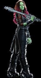 Gamora 1 - PNG by Captain-Kingsman16