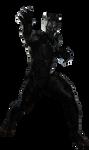 Civil War Black Panther 1 - PNG