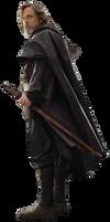 The Last Jedi Luke Skywalker 1 - PNG by Captain-Kingsman16