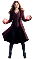 Infinity War Scarlet Witch (2) - PNG by Captain-Kingsman16