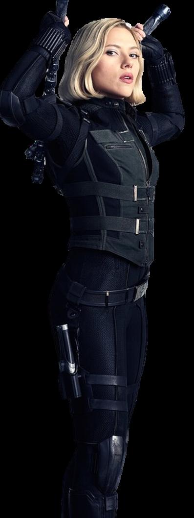 Infinity War Black Widow 2 - PNG by Captain-Kingsman16 on ...