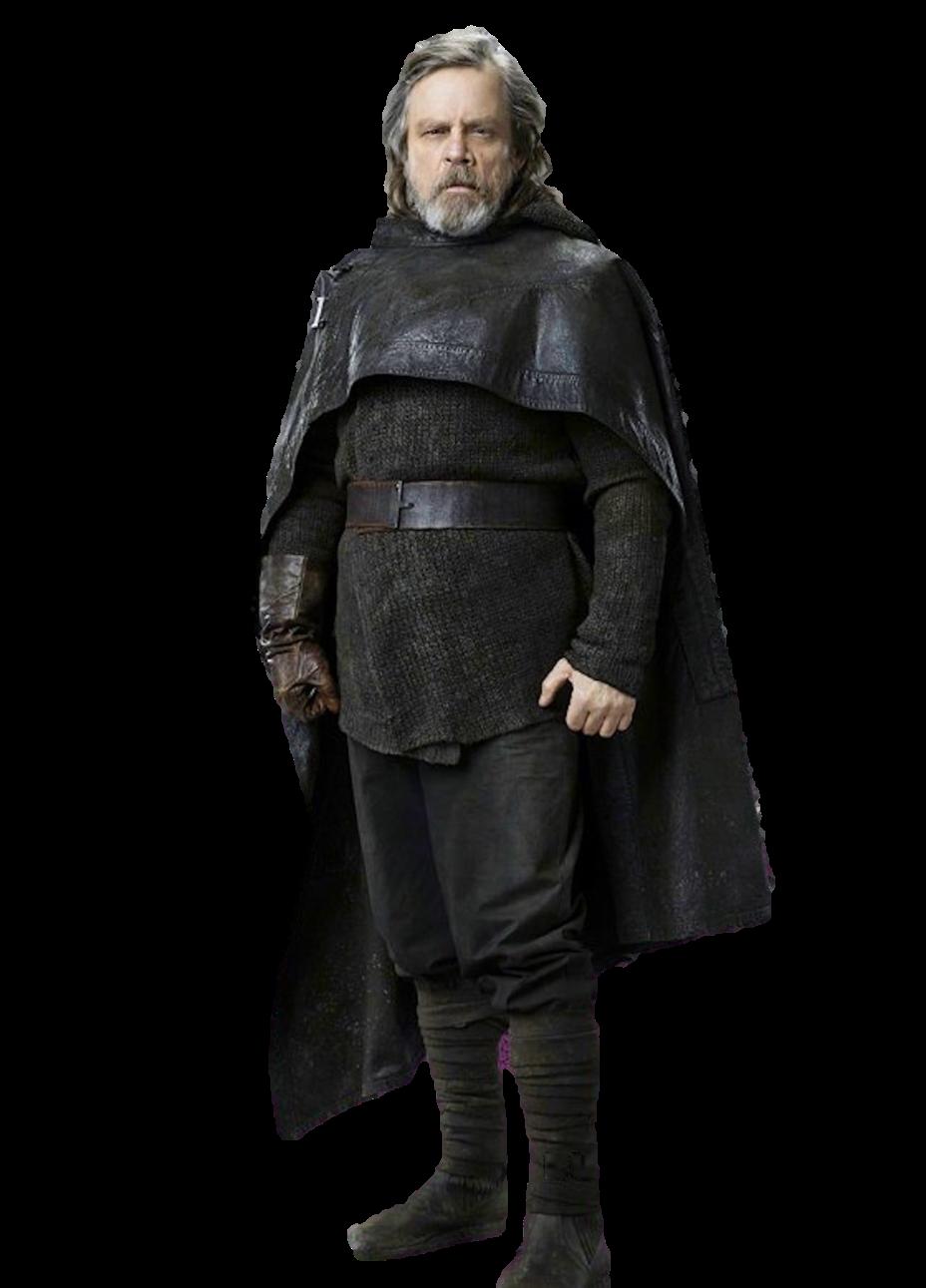 Last Jedi Wallpaper >> The Last Jedi Luke Skywalker (2) - PNG by Captain-Kingsman16 on DeviantArt