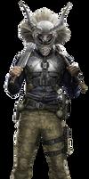 Eric Killmonger (Combat Suit) (1) - PNG