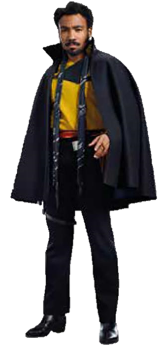 Lando (1) - Solo A Star Wars Story - PNG by Captain- ...  sc 1 st  DeviantArt & Lando (1) - Solo: A Star Wars Story - PNG by Captain-Kingsman16 on ...