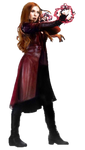 Infinity War Scarlet Witch (3) - UPDATED - PNG