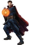Infinity War Doctor Strange (1) - PNG