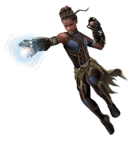 UPDATED: Shuri (6) - PNG by Captain-Kingsman16