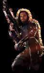 Infinity War Winter Soldier (2) - PNG