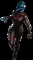 Avengers Endgame Nebula (1) - PNG