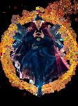 Infinity War Doctor Strange (3) - PNG