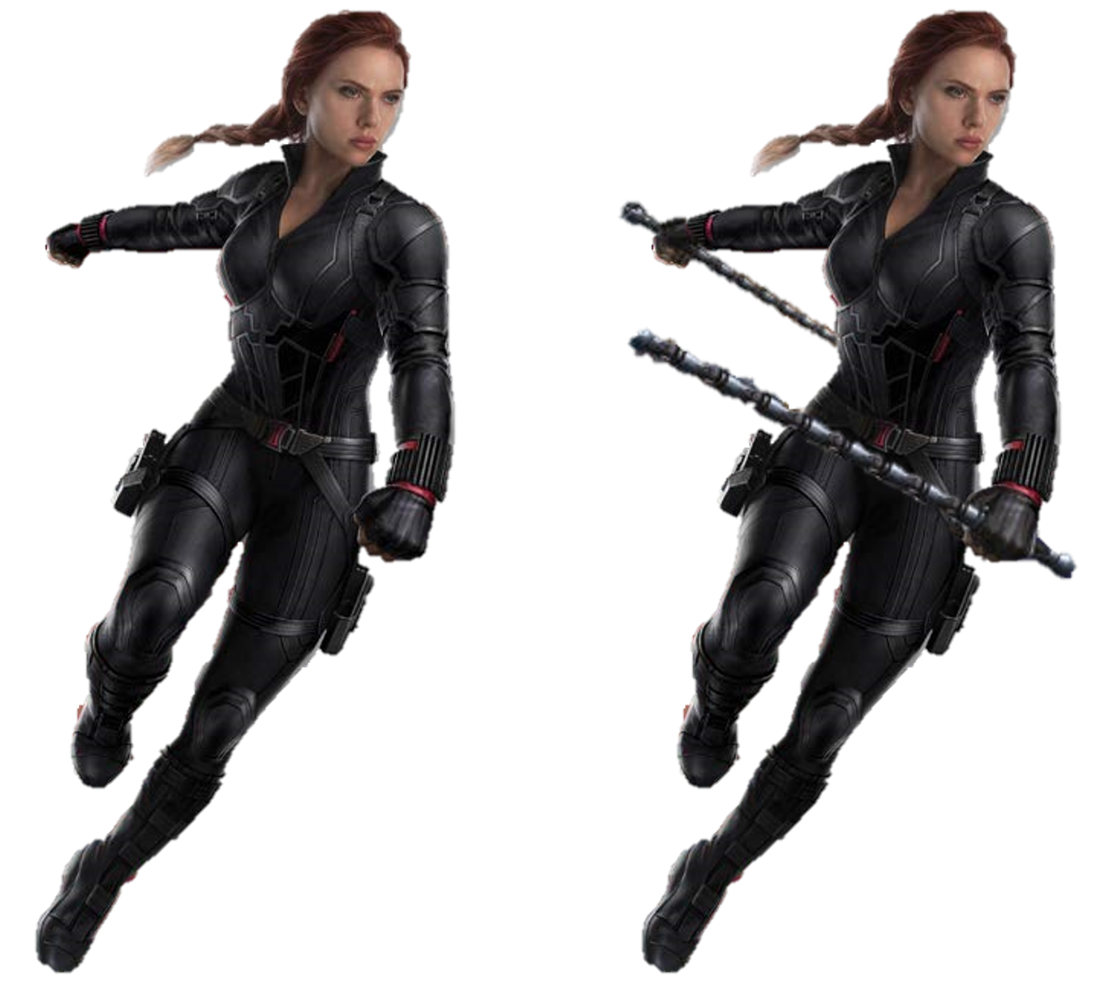 Avengers Endgame Black Widow 2 Png By Captain Kingsman16 On Deviantart