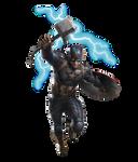 Avengers Endgame Captain America (1) - PNG