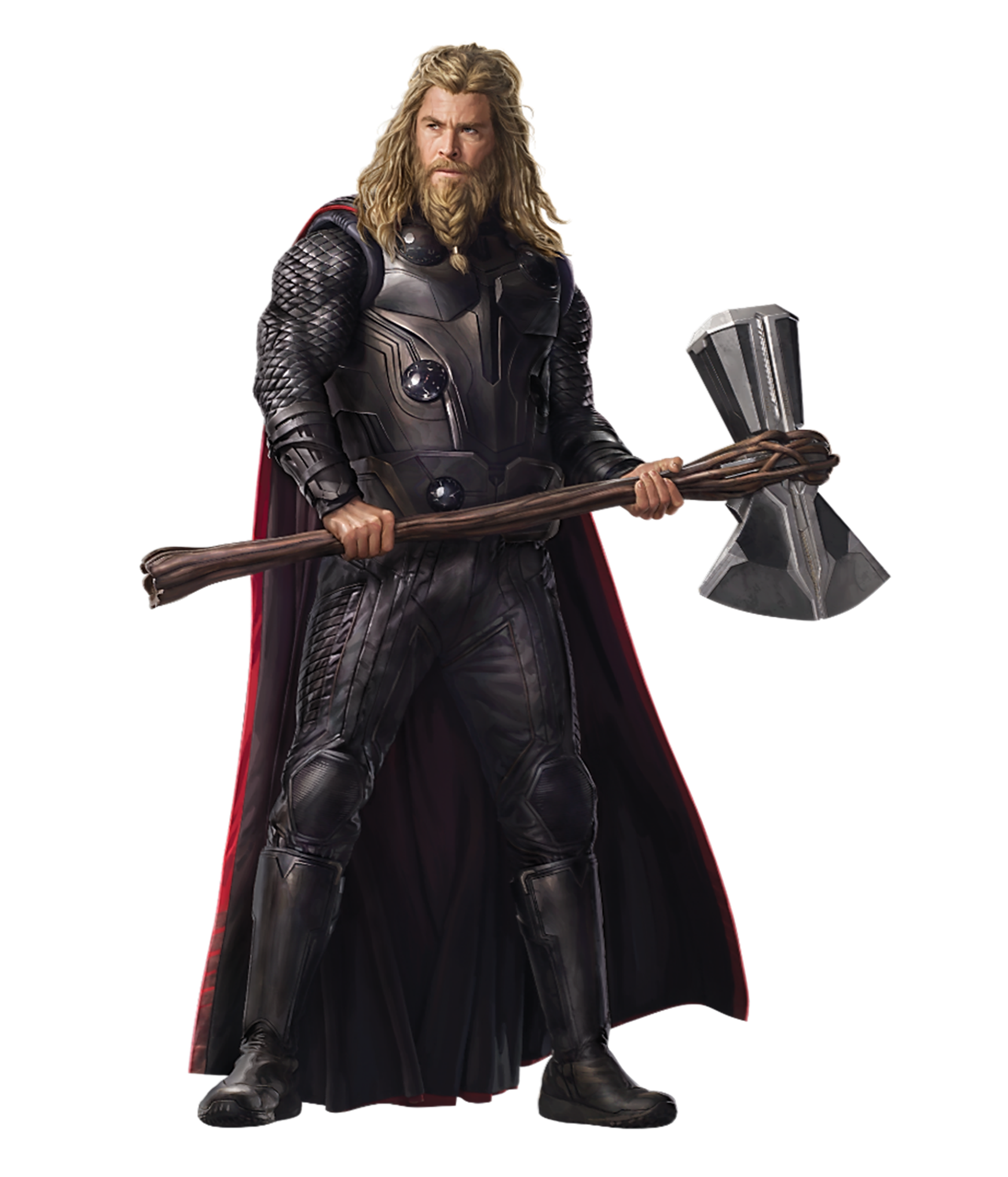 Avengers Endgame (Fat) Thor (3) - PNG by Captain ...