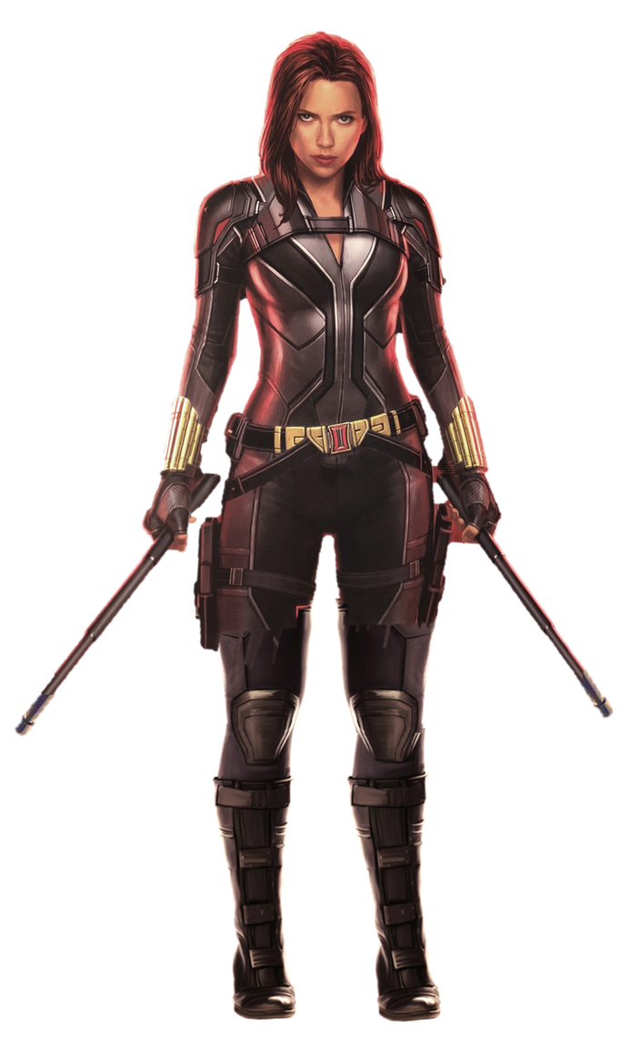 Black Widow (2) (Movie) - PNG by Captain-Kingsman16 on ...